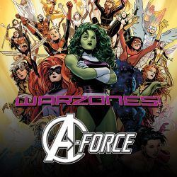 A-Force AForce 2015 Present Comic Books Comics Marvelcom