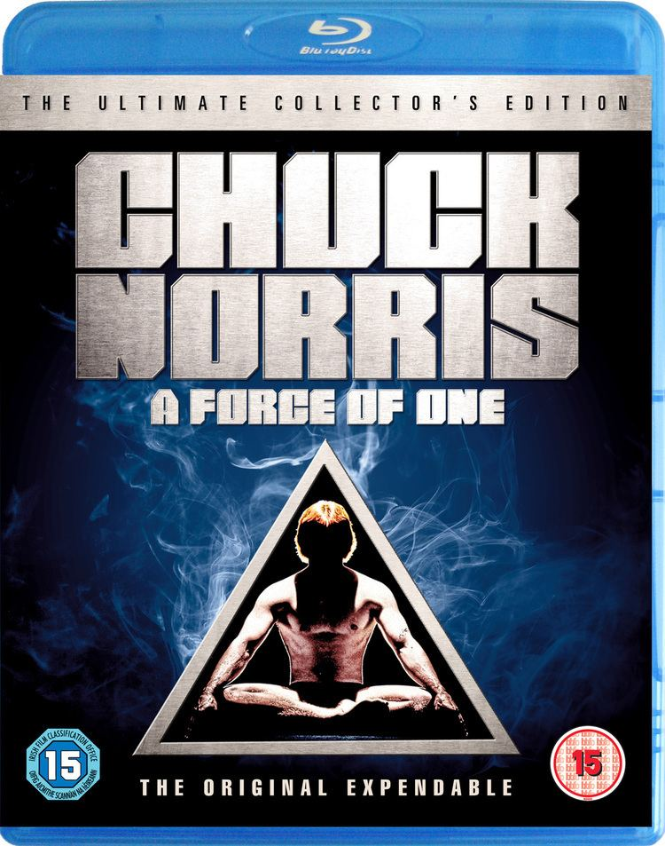 A Force of One A Force of One Bluray 30th Anniversary Edition United Kingdom