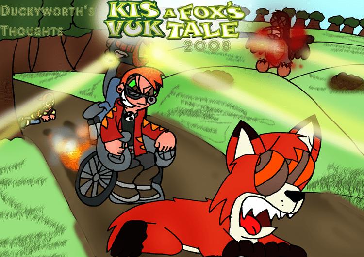 A Fox's Tale DT 32 Kis Vuk A Foxs Tale by Duckyworth on DeviantArt
