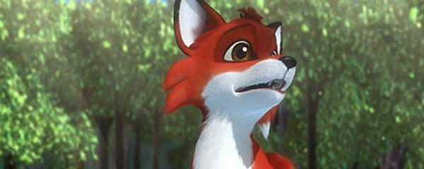 A Fox's Tale A Foxs Tale Cast Images Behind The Voice Actors