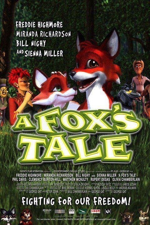 A Fox's Tale wwwgstaticcomtvthumbmovieposters8513465p851
