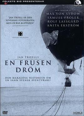 A Frozen Dream movie poster