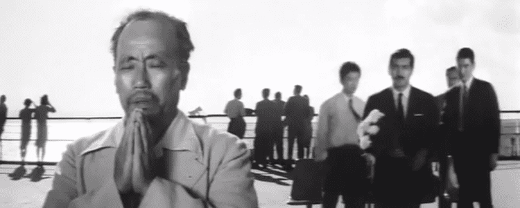A Fugitive from the Past The Crazily Obscure World Cinema Review A Fugitive from the Past
