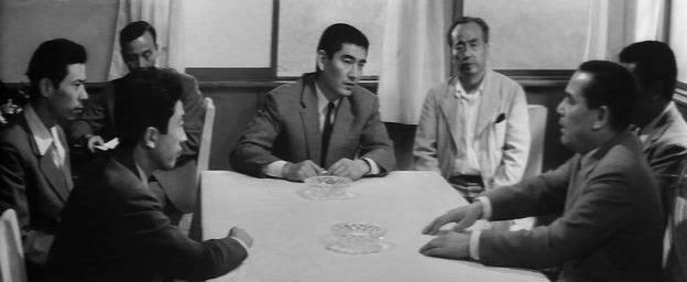 A Fugitive from the Past Kiga kaiky A Fugitive from the Past 1965 Tomu Uchida Rentar