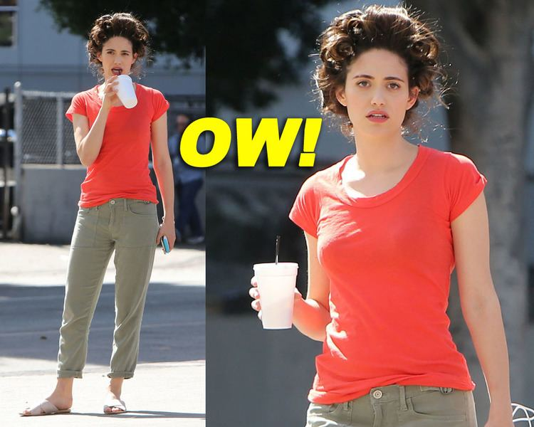 A Futile and Stupid Gesture (film) Emmy Rossum Shoots The Netflix Film 39A Futile amp Stupid Gesture