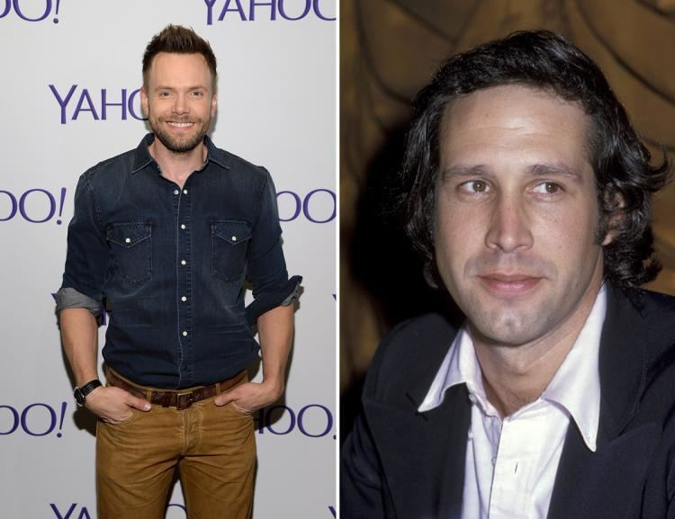 A Futile and Stupid Gesture (film) Joel McHale in talks to play Chevy Chase in biopic NY Daily News