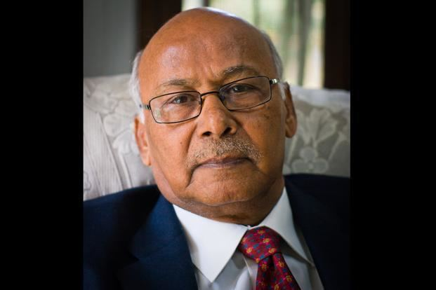 A. G. Krishnamurthy AG Krishnamurthy founder of Mudra and MICA dies at 73 Livemint