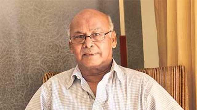 A. G. Krishnamurthy AG Krishnamurthy recalls dreams that led to MICA and 39Only Vimal