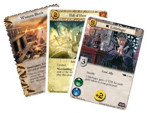 A Game of Thrones (card game) A Game of Thrones LCG