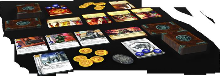 A Game of Thrones (card game) A Game of Thrones The Card Game Second Edition