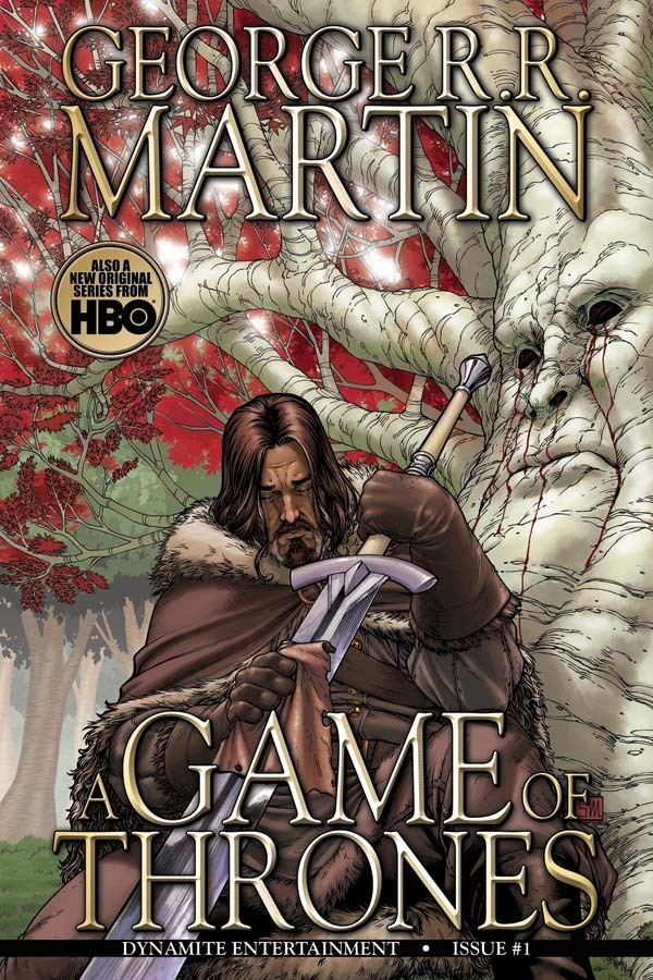 A Game of Thrones (comics) Dynamite George RR Martin39s A Game Of Thrones 1