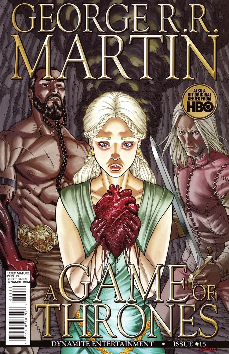 A Game of Thrones (comics) George RR Martins A Game Of Thrones Viewcomic reading comics