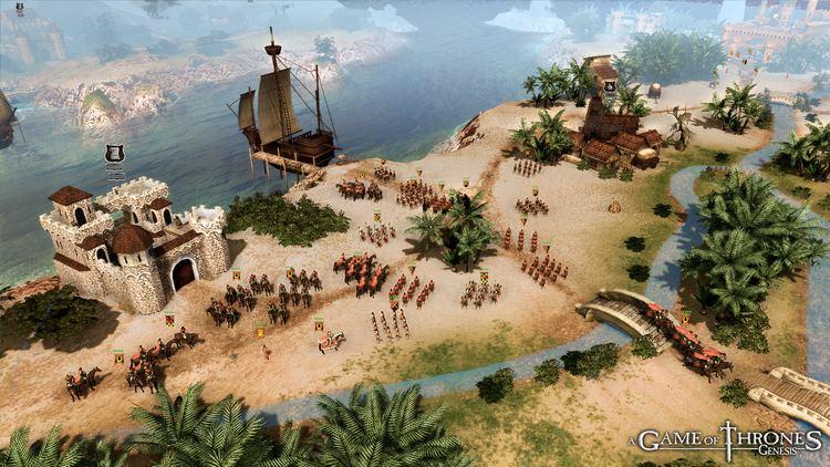 A Game of Thrones: Genesis Cyanide releases first shots from A Game of Thrones Genesis VG247