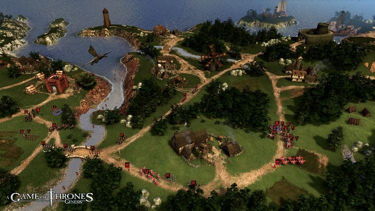 A Game of Thrones: Genesis A Game Of Thrones Genesis PC Game Startselectcom