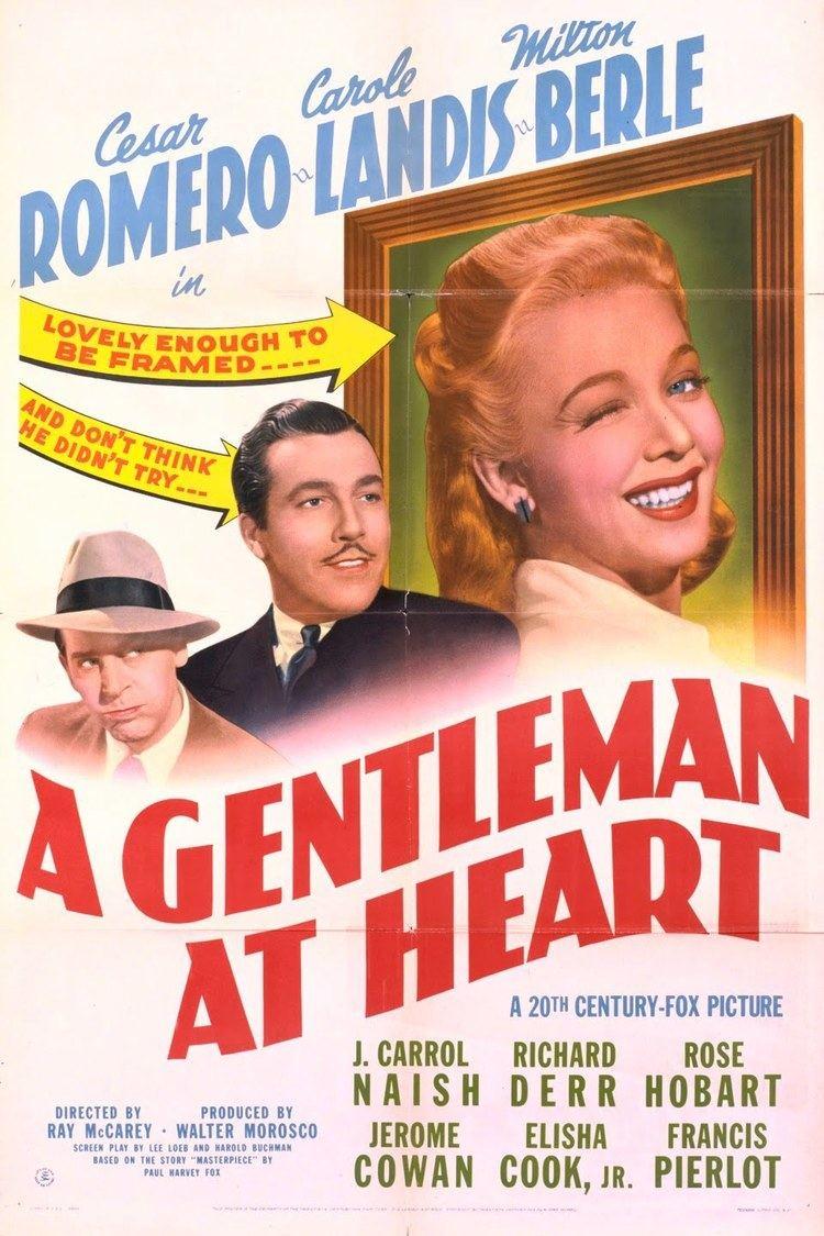 A Gentleman at Heart wwwgstaticcomtvthumbmovieposters54852p54852