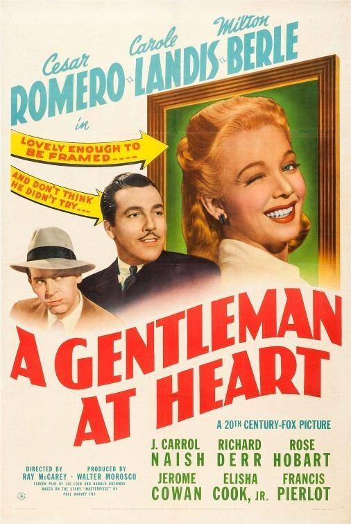 A Gentleman at Heart A Gentleman at Heart Movie Poster IMP Awards