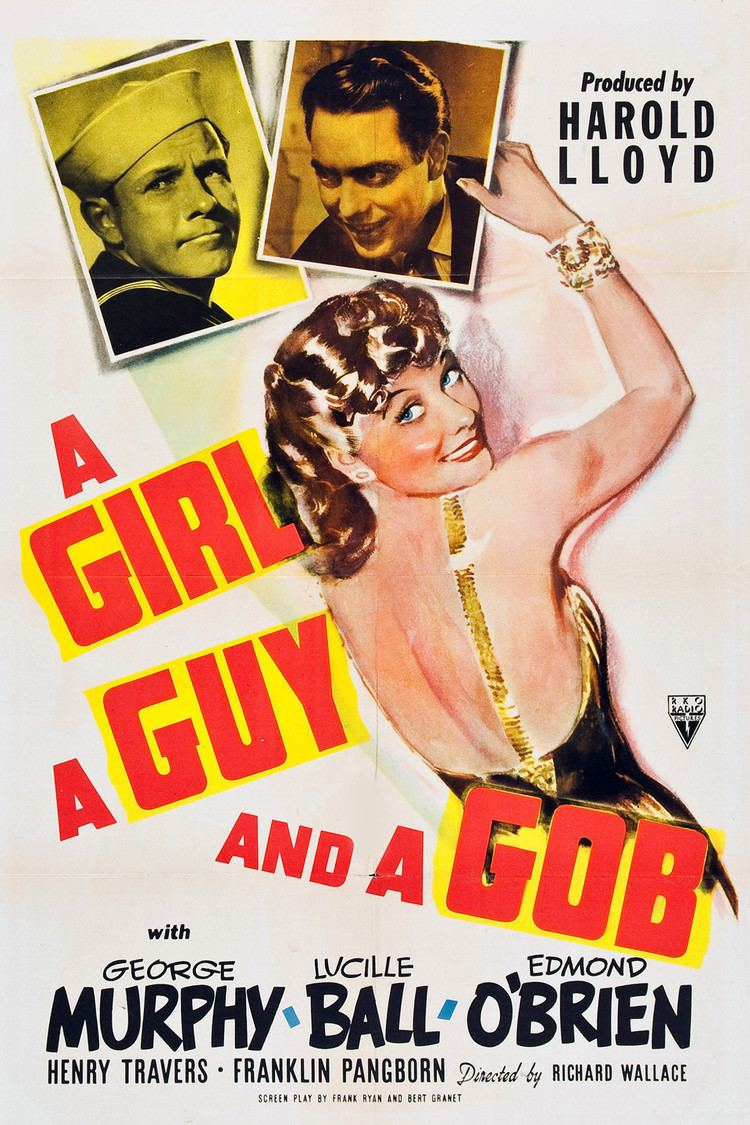 A Girl, a Guy and a Gob wwwgstaticcomtvthumbmovieposters6763p6763p