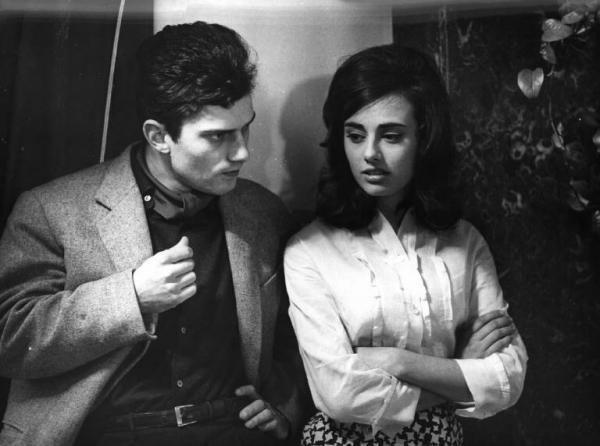 A Girl... and a Million Fotografia del film La cuccagna Regia Luciano Salce 1962 L