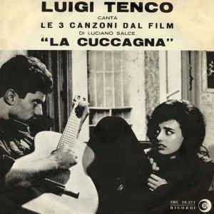 A Girl... and a Million Luigi Tenco Le 3 Canzoni Dal Film La Cuccagna Vinyl at Discogs