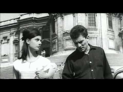A Girl... and a Million LUIGI TENCO in La Cuccagna di Luciano Salce 1962 1 YouTube