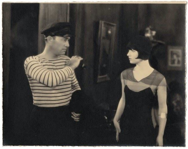 A Girl in Every Port (1928 film) ithankyou Louise Brooks a storm in any port A Girl in Every Port