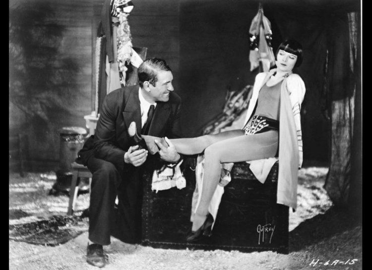 A Girl in Every Port (1928 film) Victor McLaglen and Louise Brooks in A Girl in Every Port 1928