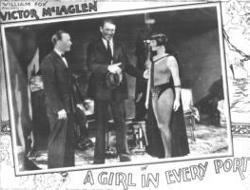 A Girl in Every Port (1928 film) Film Notes A Girl in Every Port