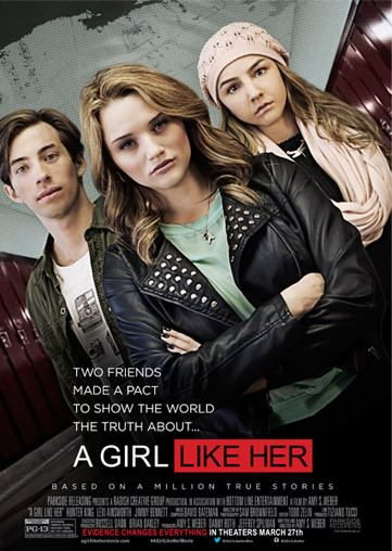A Girl Like Her (2015 film) A Girl Like Her Movie Review AGirlLikeHerMovie Candypolooza