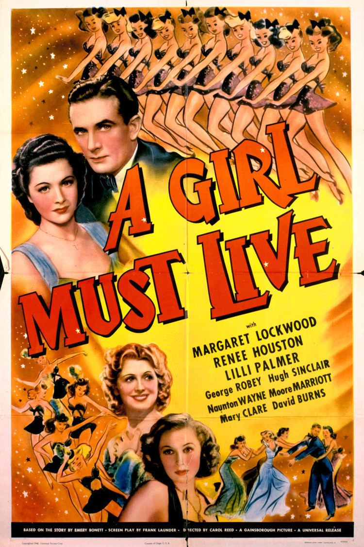 A Girl Must Live wwwgstaticcomtvthumbmovieposters75094p75094
