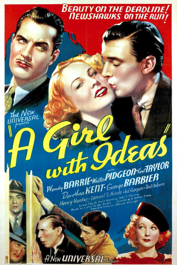 A Girl with Ideas wwwgstaticcomtvthumbmovieposters91478p91478