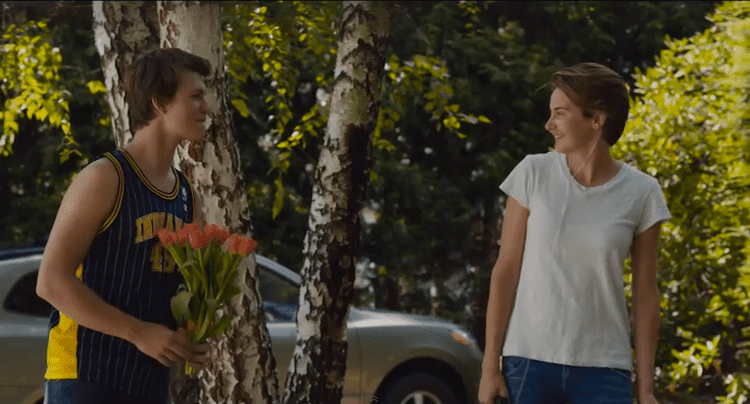 A Glimpse of Tiger movie scenes We get our first look at some of the major scenes between Hazel Grace Shailene Woodley and Augustus Waters Ansel Elgort In addition we get a glimpse