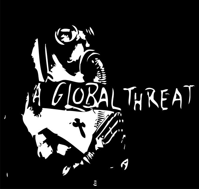 A Global Threat A GLOBAL THREAT NONNE PATCH