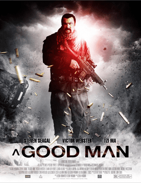 A Good Man (2014 film) movie poster