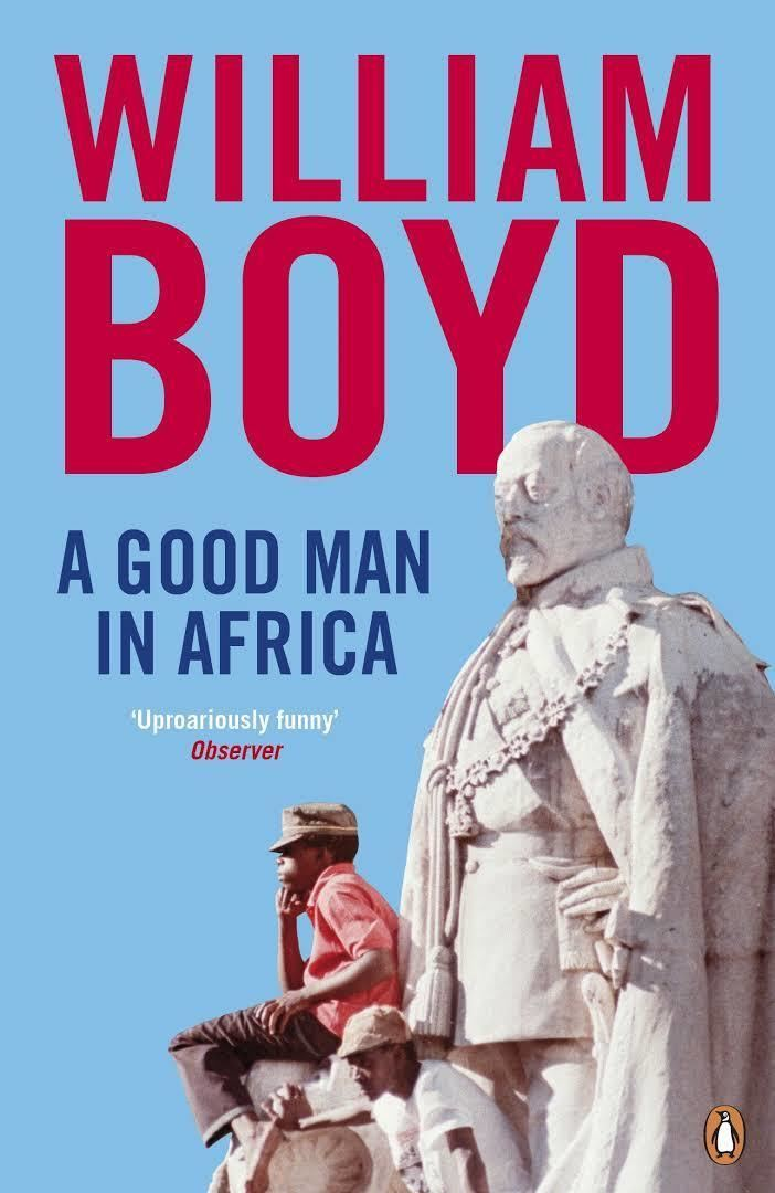 A Good Man in Africa (novel) t2gstaticcomimagesqtbnANd9GcThh8f2Z7pzypphmB