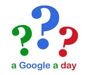 A Google A Day wwwscoroncocolocomGoogleadayjpg