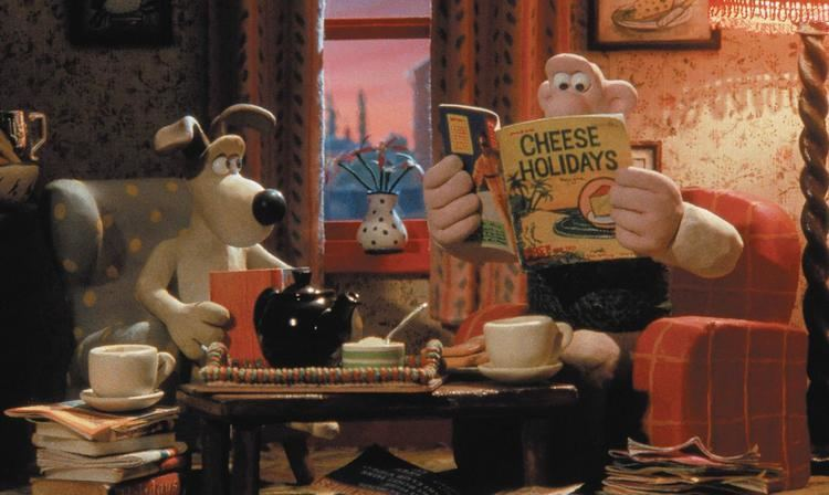 A Grand Day Out A Grand Day Out Wallace and Gromit