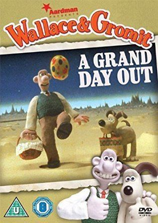 A Grand Day Out Wallace Gromit A Grand Day Out DVD 1989 Amazoncouk Peter