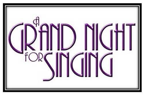 A Grand Night for Singing A GRAND NIGHT FOR SINGING Review One Enchanted Evening Splash