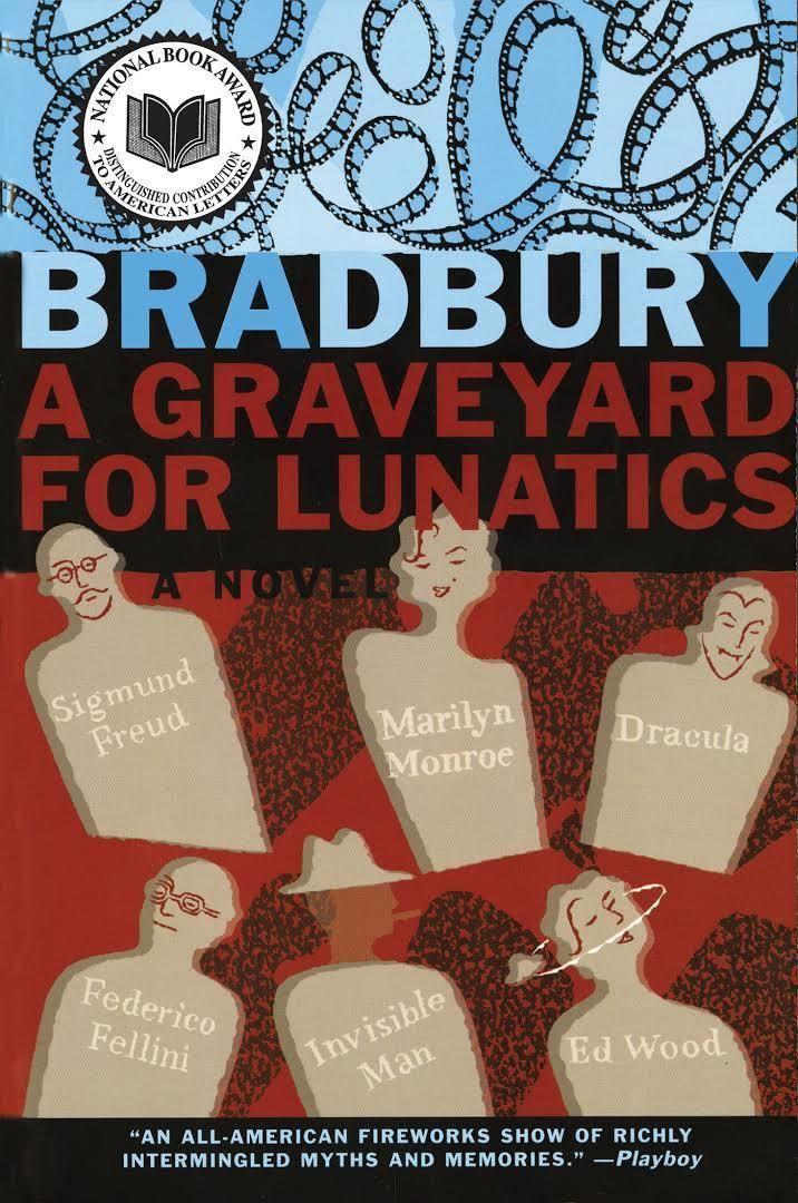 A Graveyard for Lunatics t2gstaticcomimagesqtbnANd9GcTlpEOwAeeMPcmgCv