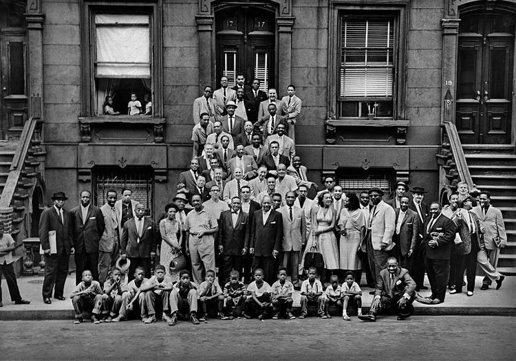 A Great Day in Harlem (photograph) The story behind the iconic 39A Great Day in Harlem39 photo NY Daily
