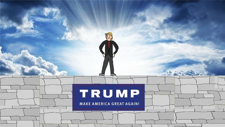 A Great Wall I would build a great wall song YouTube