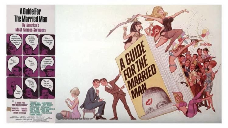 A Guide for the Married Man John Williams A Guide for the Married Man 1967 Main Title YouTube
