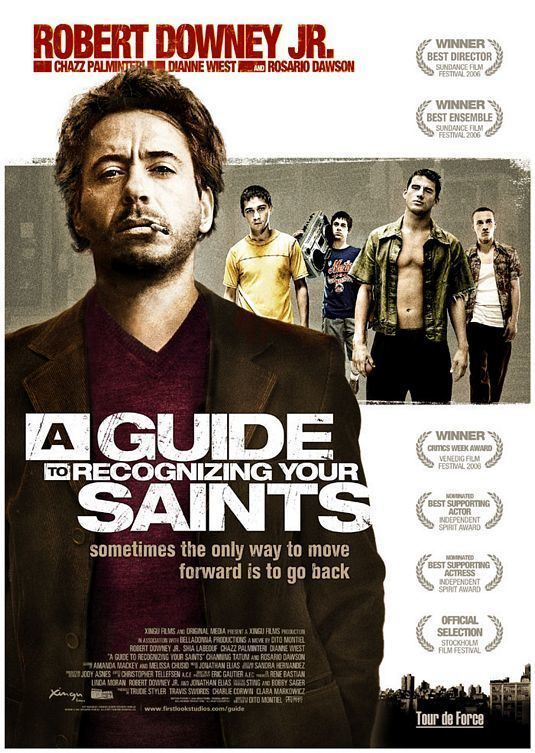 A Guide to Recognizing Your Saints All Movie Posters and Prints for A Guide to Recognizing Your Saints