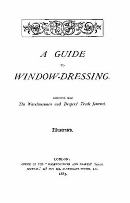 A Guide to Window-Dressing