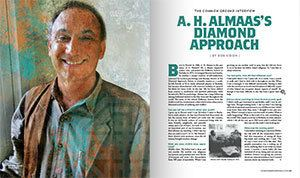 A. H. Almaas Bio Hameed the Person AH Almaas