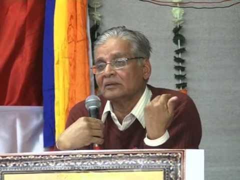 A. H. Salunkhe pali path sanstha mumbai pali seminar Jan 2012 Dr A H Salunkhe 2