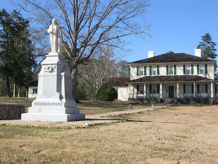 A. H. Stephens Historic Park