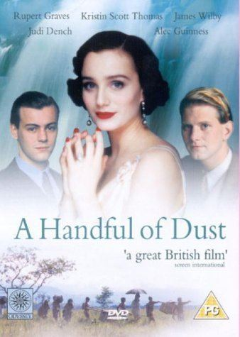 A Handful of Dust (film) A Handful Of Dust 1988 DVD Amazoncouk Jackson Kyle James