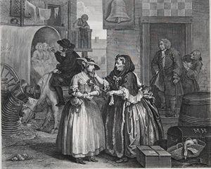 A Harlot's Progress A Harlot39s Progressquot William Hogarth original print