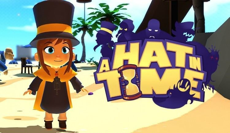 A Hat in Time 3D Platformer A Hat in Time Releases Next Year New Gameplay Trailer